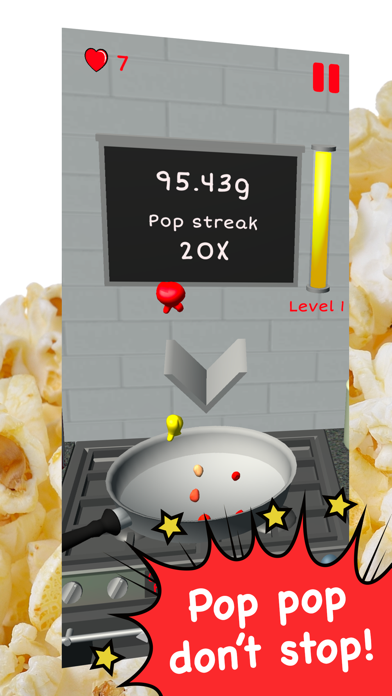 Corn Pop - Popcorn collector screenshot three