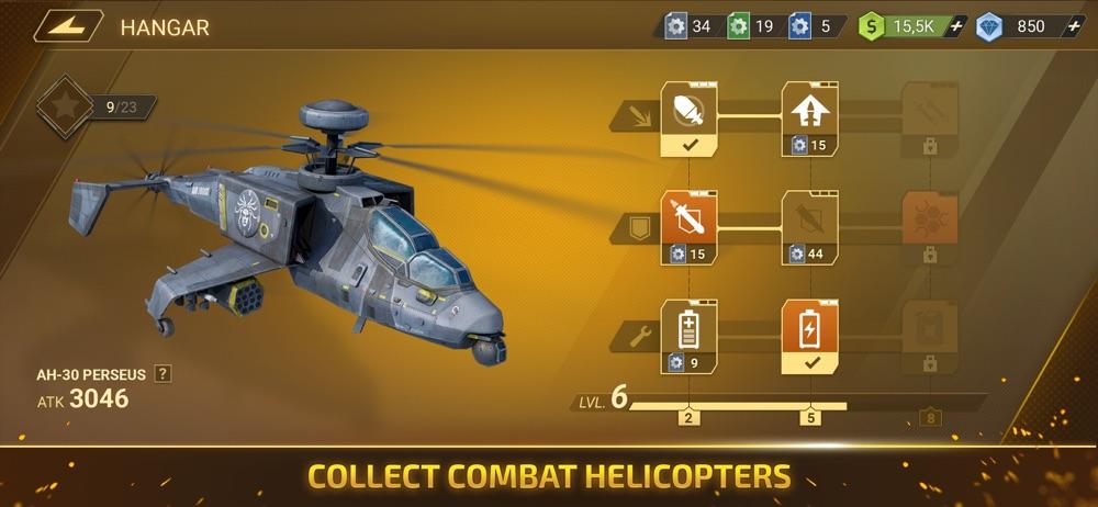 War Strike: Gunship Assault Cheat Codes