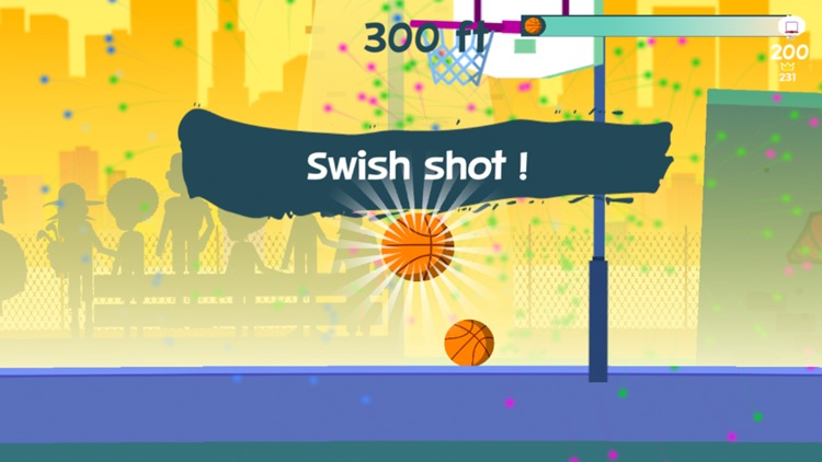 Basketball Orbit screenshot-4
