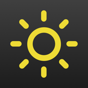 myWeather - Live Local Weather Alerts, Forecast & Radar Tracker for Storms, Snow, Fires & Earthquakes App for iPhone & iPad icon