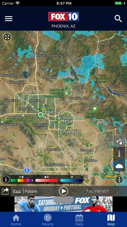 FOX Weather – Radar & Alerts