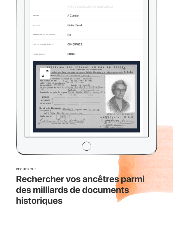 Screenshot #6 pour MyHeritage