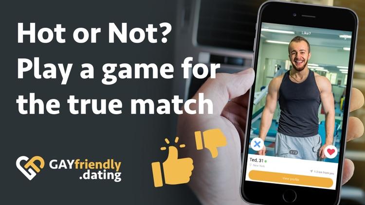Gay Friendly - Dating Chat App screenshot-3