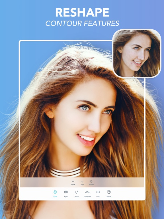 Facetune2: Best Selfie Editing Screenshots