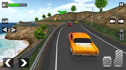 シティタクシードライバーシミュレーター 3Dのおすすめ画像9