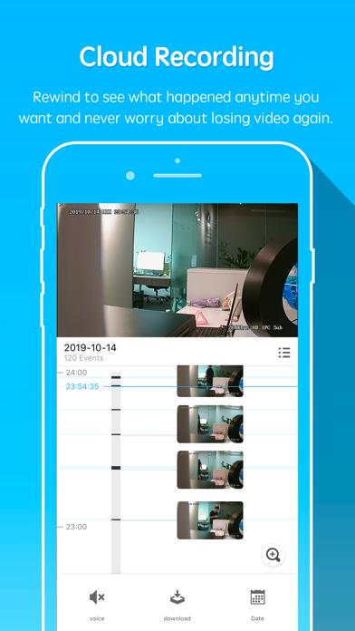 Care Smart Camera screenshot four