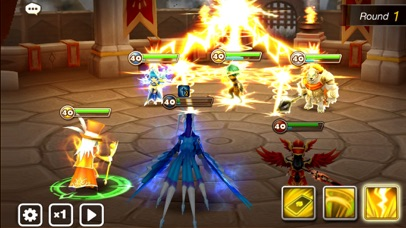 Summoners War app image