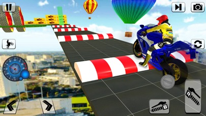 Impossible Bike Stunt Rider 3d screenshot three