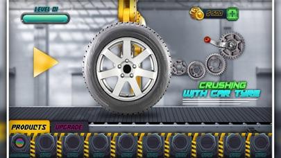 Crushing Things With Car Tyre screenshot 1