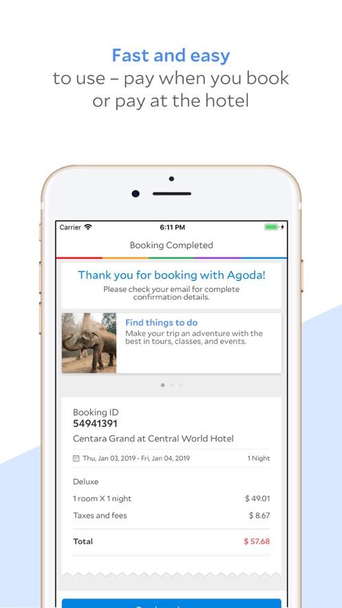 Agoda安可达-全球酒店住宿预订-5