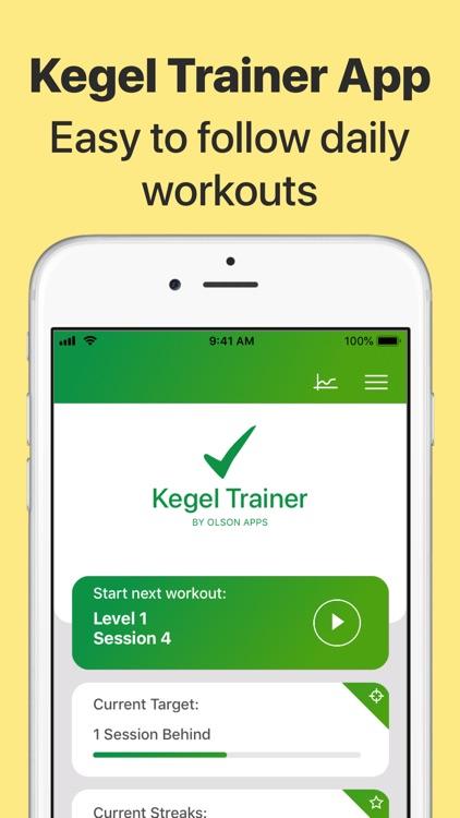 Kegel Trainer PFM Exercises