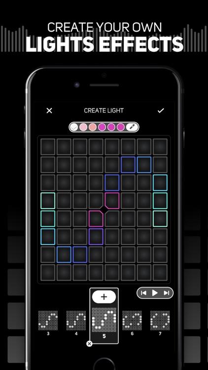 SUPER PADS LIGHTS - Be a DJ screenshot-3