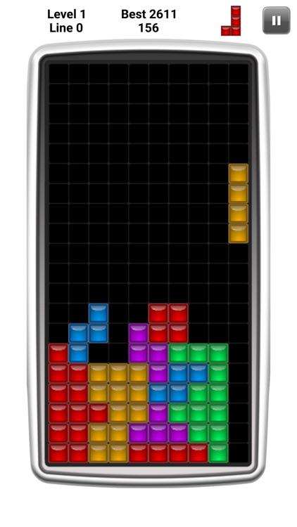 Tetro Falling Block Puzzle