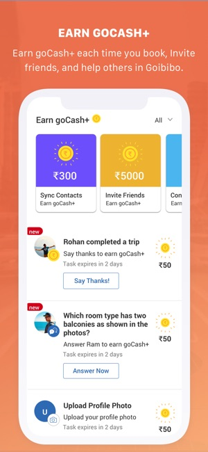 Goibibo on the App Store