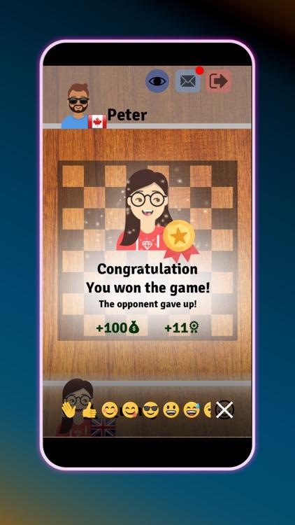 Checkers - Online Board Game screenshot-3