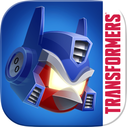 Ícone do app Angry Birds Transformers