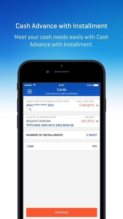 İşCep - Mobile Banking screenshot-3