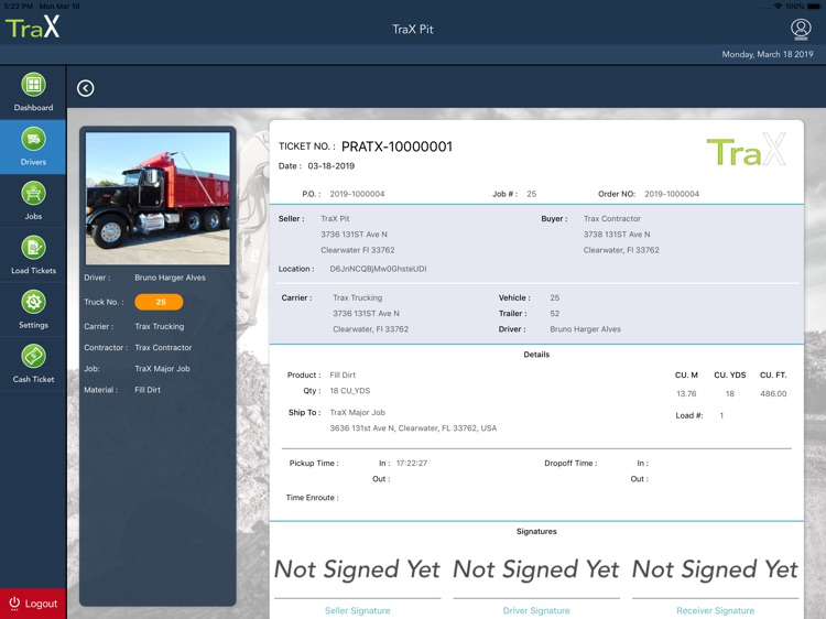 TraX Company screenshot-4