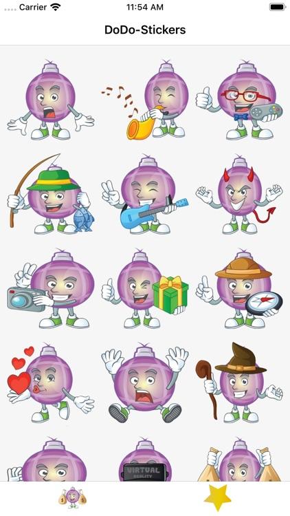 DoDo-Stickers