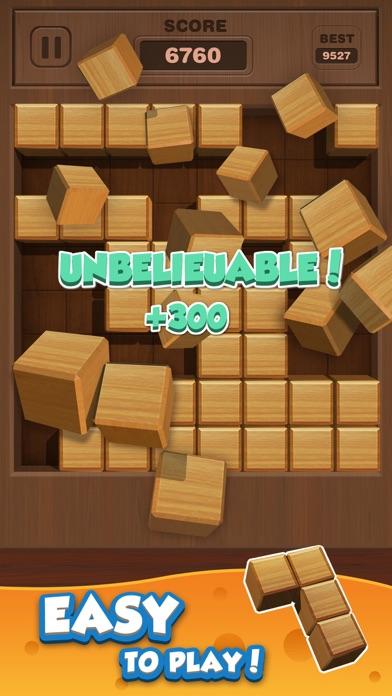 Wood Puzzle 3D - Fun Classic screenshot #4