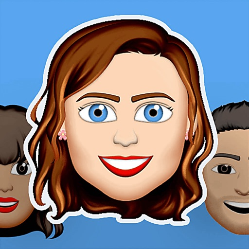 Emoji Me Animated Faces free software for iPhone and iPad