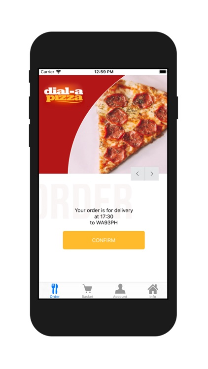 Dial A Pizza