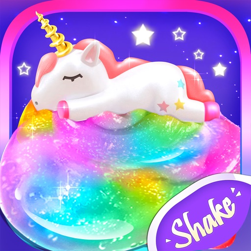 Unicorn Slime: Cooking Games icon