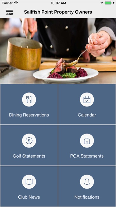 Sailfish Point Property Owners app image