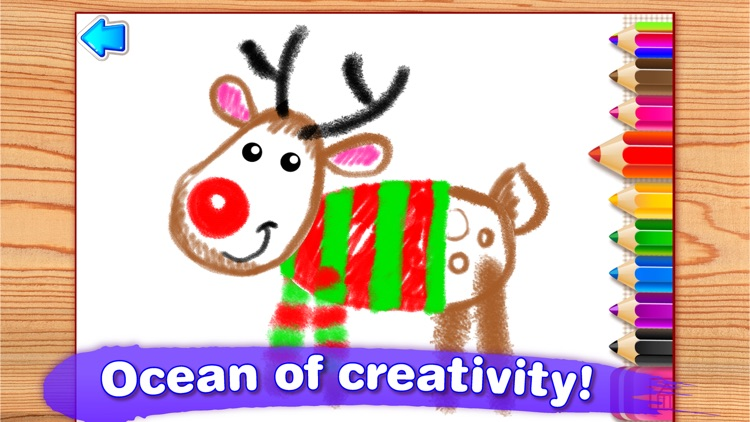 DRAWING for Toddlers Kids Apps screenshot-3
