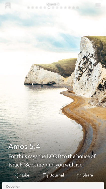 Daily Bible Inspirations screenshot-6