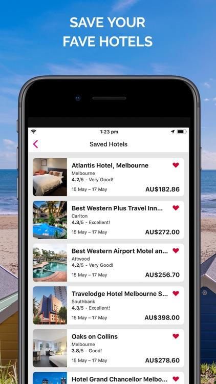 Lastminute Hotels & Flights screenshot-6