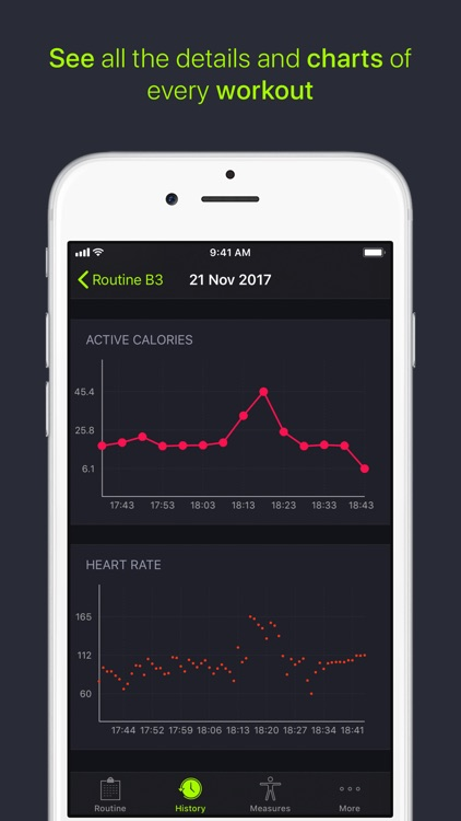 SmartGym: Gym & Home Workouts screenshot-8