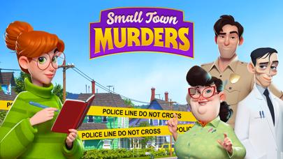 Small Town Murders: Match 3 screenshot 6