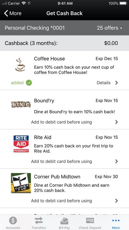 Terre Haute Savings Mobile screenshot-6