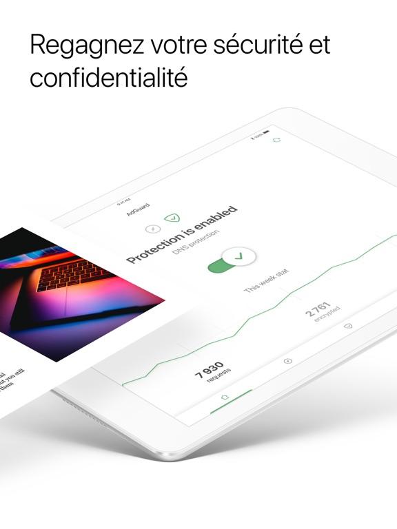 Screenshot #5 pour AdGuard Pro — adblock avancé