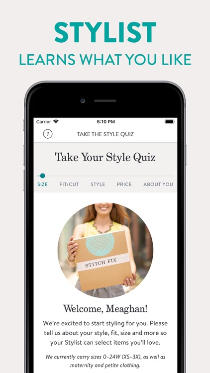 Stitch Fix: Fashion Stylist screenshot-2
