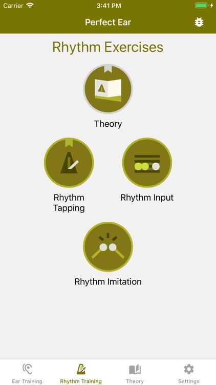 Perfect Ear - Ear Trainer screenshot-4