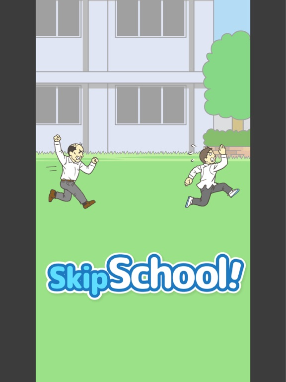 Skip school -escape game screenshot 5