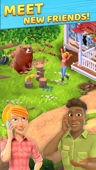 Wild Life: Puzzle Story screenshot 16