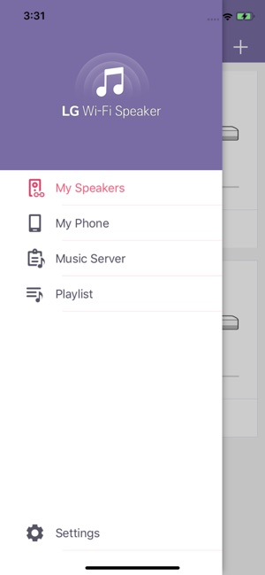 LG Wi-Fi Speaker on the App Store