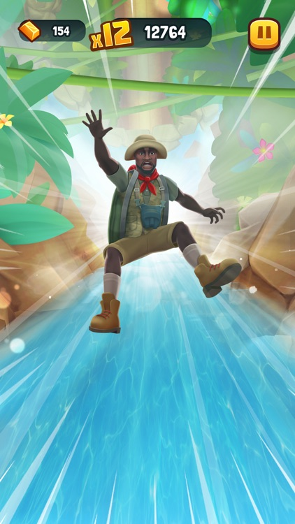 Jumanji: Epic Run screenshot-4