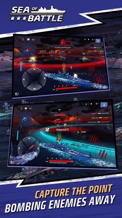 Fleet Battle PvP screenshot 4