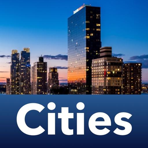 Города мира - Страны и столицы