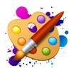 绘画大师 画画游戏:数字填色涂色游戏