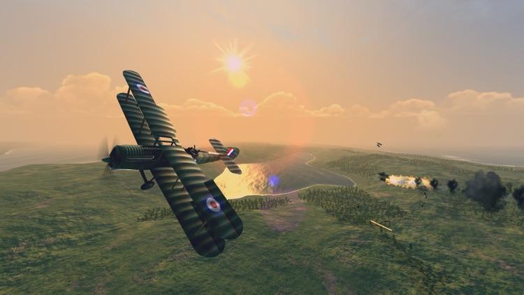 Warplanes: WW1 Sky Aces screenshot-3