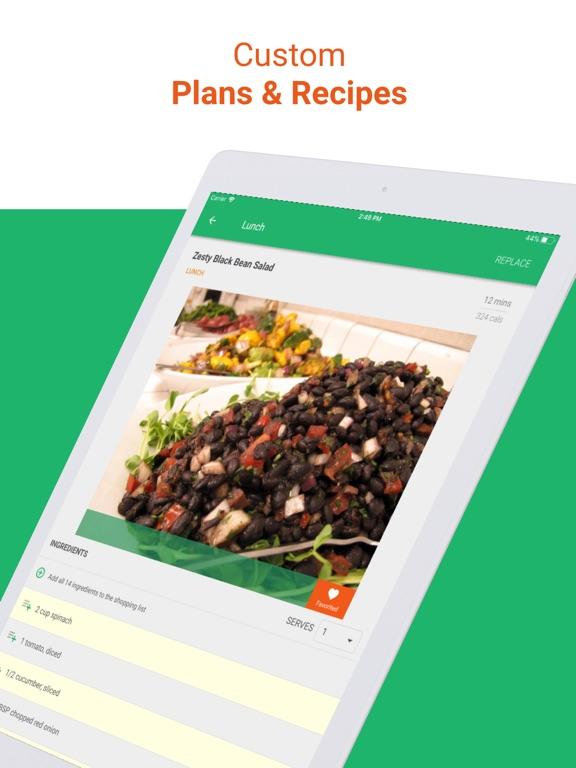 Kind Meals - Healthy Vegetarian Meal Plan screenshot