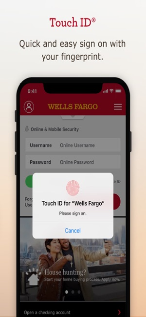 Wells Fargo Mobile on the App Store