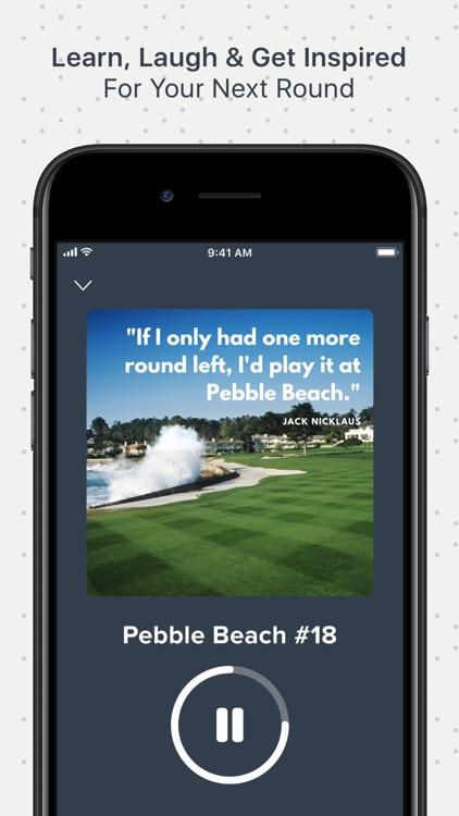 Imagine Golf screenshot-4
