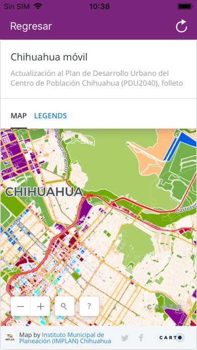 CHIHUAHUA MóvilCaptura de pantalla de2