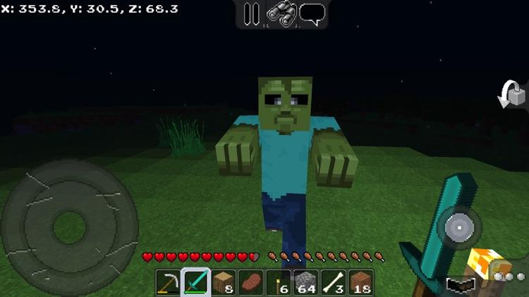 MultiCraft ― Build and Mine! screenshot-3